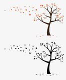 Tree Decal artwork Royalty Free Stock Images