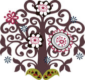 Tree design Stock Image