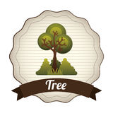 Tree design Stock Images