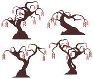 Tree design series royalty free stock photo