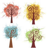 Tree design series Royalty Free Stock Photo