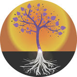 Tree of desires Royalty Free Stock Photo