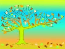 Tree of dreams Stock Image