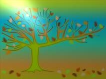 Tree of dreams Royalty Free Stock Photos