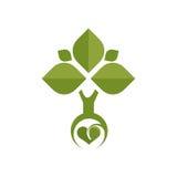 Tree eco Royalty Free Stock Photos