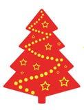 tree för 2 jul Fotografering för Bildbyråer