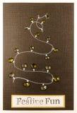 tree för mapp för eps för 8 kortjul bland annat Arkivbilder