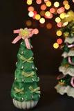 Tree för nytt år Arkivfoton