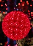 tree för snow för prydnad för godisrottingjul Royaltyfria Foton