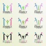 Tree Family Stock Photo
