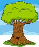 Tree fantasy character cartoon Royalty Free Stock Images