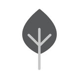 Tree Flat Vector Icon. Tree Icon in trendy flat style  on whie background. Tree symbol for your web design, logo, UI. Vector illustration, EPS10 Stock Photo