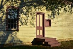 Tree Framing Doorway Royalty Free Stock Photography