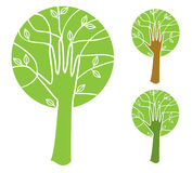 Tree-hand Stock Images