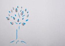 Tree handmade Royalty Free Stock Image