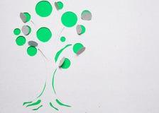 Tree handmade Royalty Free Stock Photography