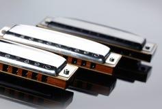 Tree harmonicas Royalty Free Stock Image