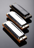 Tree harmonicas Stock Photo