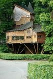 A Tree House Royalty Free Stock Image