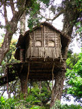 Tree House. In the forest Royalty Free Stock Photos