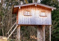 Tree house Royalty Free Stock Photos