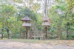 Tree house Stock Photography
