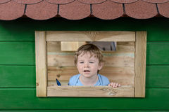 Tree-house Royalty Free Stock Photo