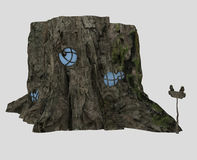 Tree house Stock Images