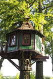 Tree House Royalty Free Stock Image