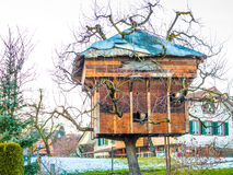 Tree house Royalty Free Stock Photos