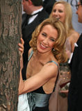 Tree-hugger Felicity Huffman Stock Image