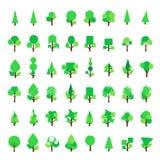 Tree Icon Stock Photography