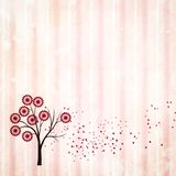 Tree - illustration Royalty Free Stock Photography