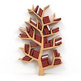 Tree of knowledge. Royalty Free Stock Photography