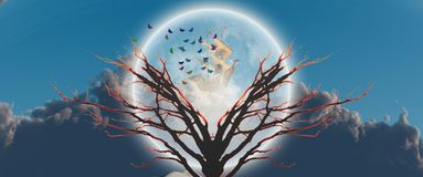 Tree of Life vector illustration