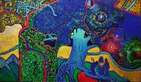 The tree of Life ( Origin) Royalty Free Stock Image