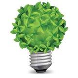Tree Light Bulb Royalty Free Stock Photos