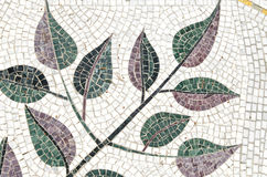 Tree-like mosaic Royalty Free Stock Photography