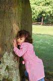 Tree listening Stock Images