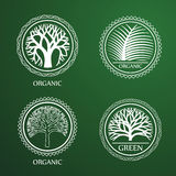 Tree logo Stock Images