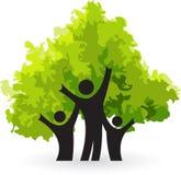 Tree man Stock Photo