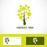Tree nature natural logo Royalty Free Stock Image