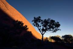 Uluru, Ayers Rock, Australia, july 2016