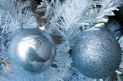 Tree ornaments Royalty Free Stock Photo