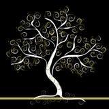 Tree pattern Stock Photos