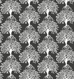 Tree pattern Royalty Free Stock Photos