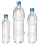 Tree plastic bottles Royalty Free Stock Image
