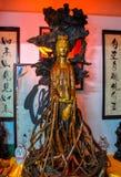 Tree Root Sculpt Art Royalty Free Stock Photo