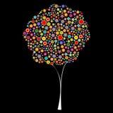 Tree shape Royalty Free Stock Images
