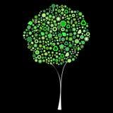 Tree shape Royalty Free Stock Photo